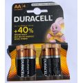 Duracell  AA MN1500 BOX of 80 Alkaline Batteries