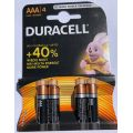 Duracell AAA MN2400/BOX of 40 Alkaline Batteries