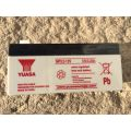 NP3.2-12 Yuasa 12v 3.2Ah Box of 12 Rechargeable SLA Battery