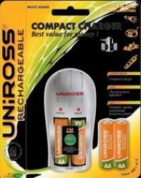 Uniross Compact Hybrio Charger (U0148061)