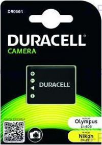 DURACELL DR9664 EN-EL10 replacement Nikon Digital Camera Battery