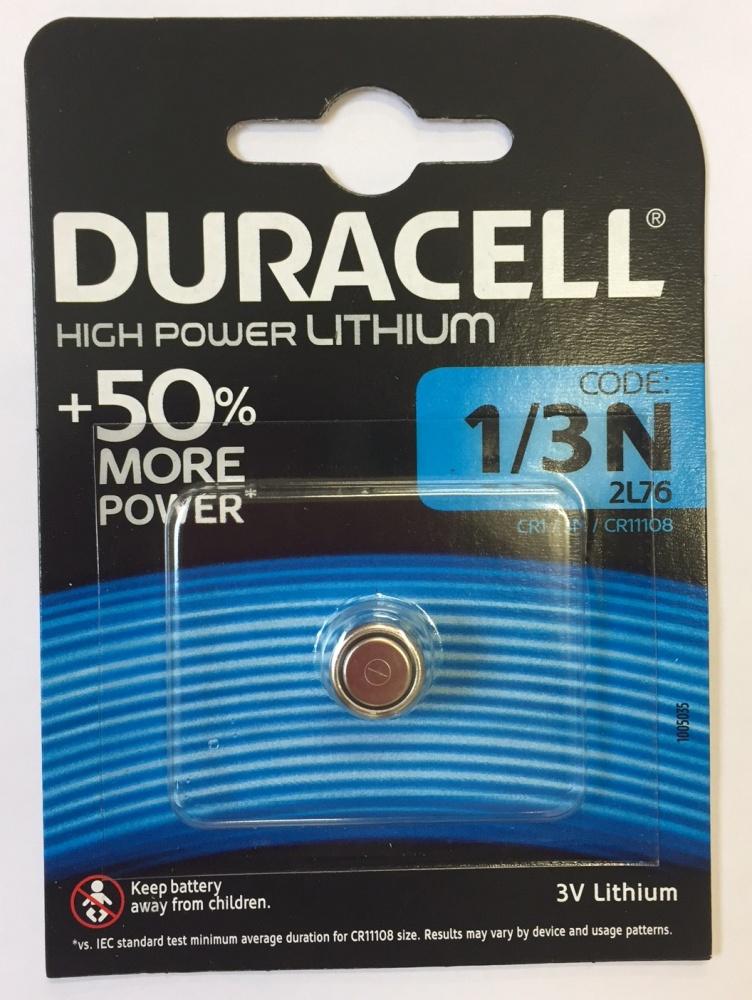 duracell dl1 3n cr1 3n single lithium battery. Black Bedroom Furniture Sets. Home Design Ideas