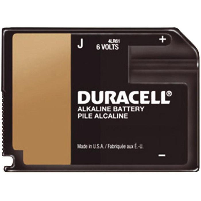 How Many Volts In A Duracell Car Battery