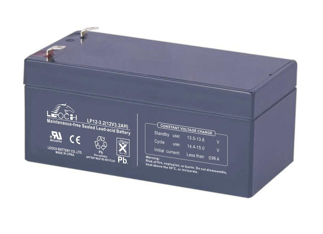 Buy Cheap Replacement 12v 3 2ah Rechargeable Sla Battery