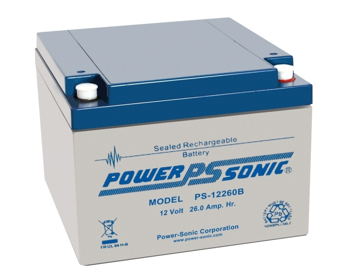 Ps12260 power sonic batteries from battco the battery company